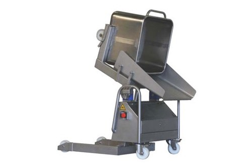 stainless tippers